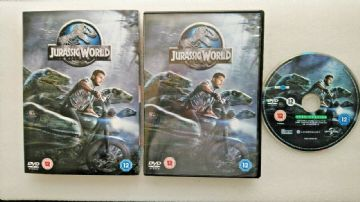 Jurassic World (DVD 2015)